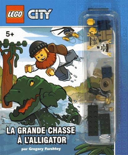 LEGO CITY LA GRANDE CHASSE A L'ALLIGATOR