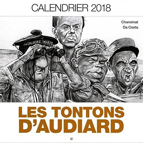 LES TONTONS D'AUDIARD 2018