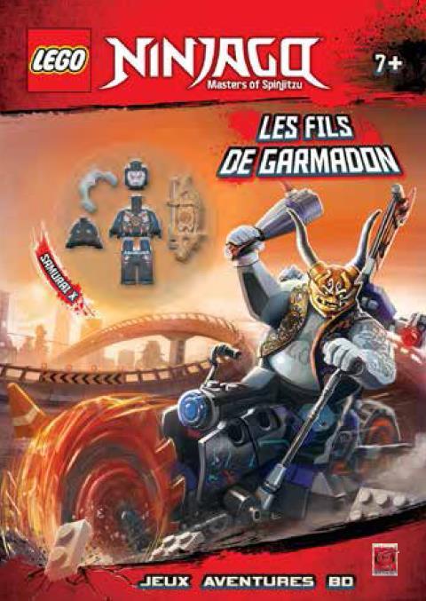 LEGO NINJAGO LES FILS DE GARMADON