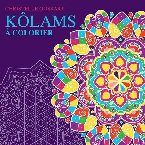 KOLAMS A COLORIER