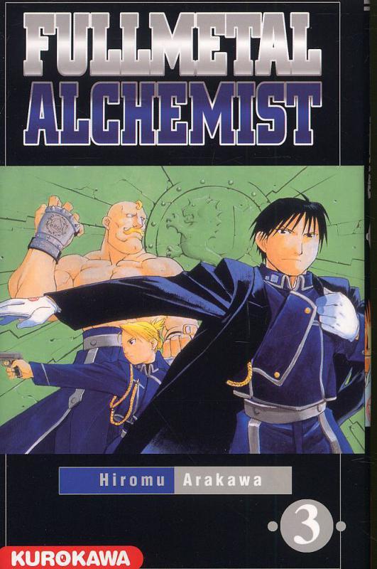 FULLMETAL ALCHEMIST - TOME 3