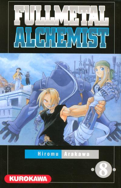 FULLMETAL ALCHEMIST - TOME 8 - VOL8