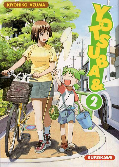 YOTSUBA - TOME 2 - VOL02