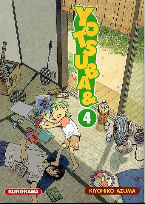 YOTSUBA - TOME 4