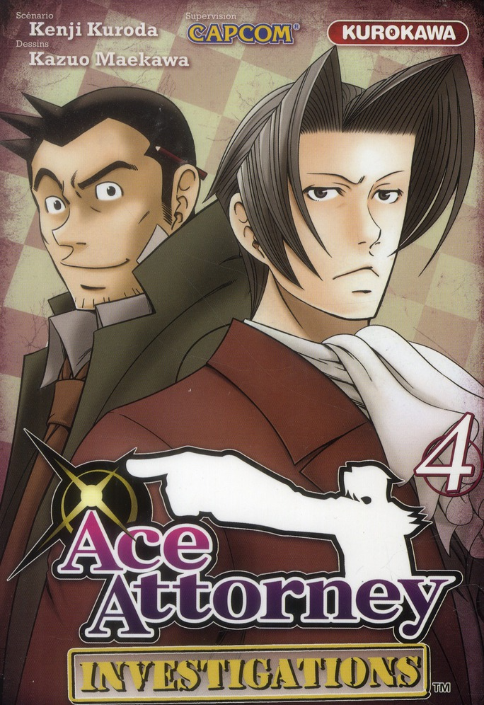 ACE ATTORNEY INVESTIGATIONS - TOME 4