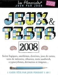 JEUX ET TESTS 2008