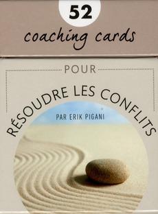 COACHING CARDS - POUR RESOUDRE LES CONFLITS
