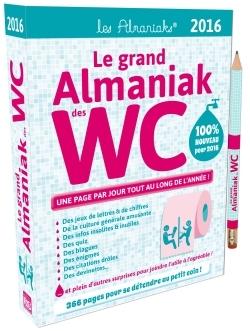 LE GRAND ALMANIAK DES WC 2016