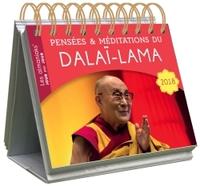 CALENDRIER - ALMANIAK PENSEES ET MEDITATIONS DU DALAI-LAMA 2018