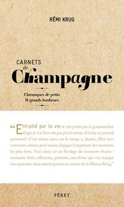 CARNETS DE CHAMPAGNE DE R. KRUG