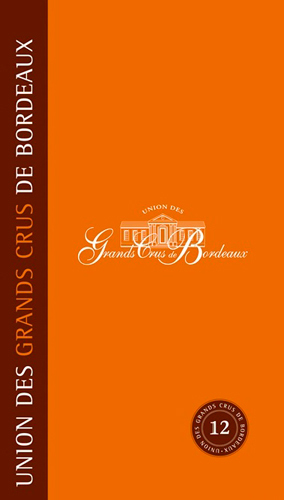 UNION DES GRANDS CRUS DE BORDEAUX (GB) ED.12