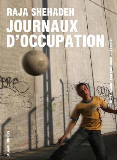 PALESTINE - JOURNAUX D'OCCUPATION