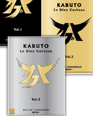 PACK KABUTO VOLUME 1 2 3
