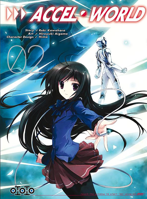 ACCEL WORLD T2