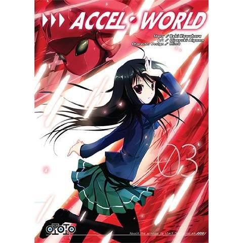 ACCEL WORLD T03