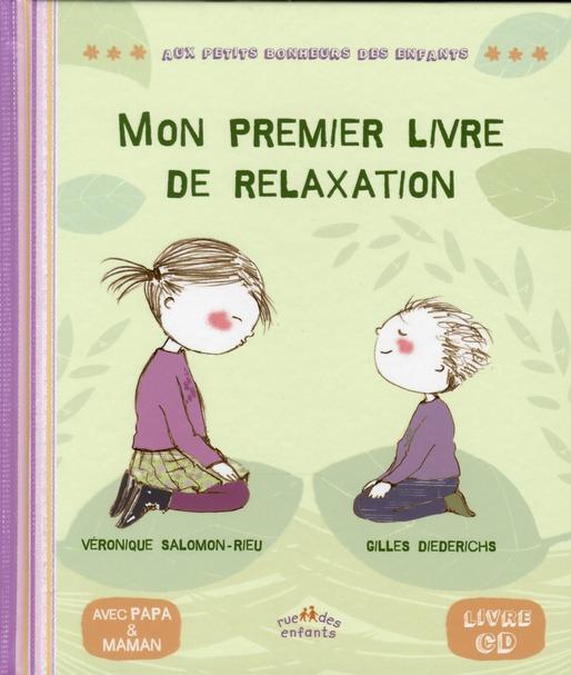 PREMIER LIVRE DE RELAXATION (MON)
