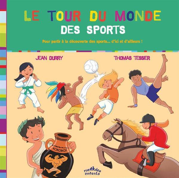 TOUR DU MONDE DES SPORTS (LE)