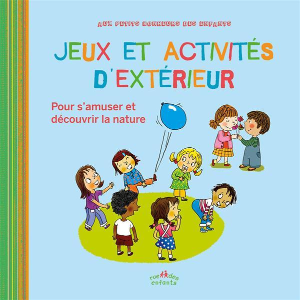 JEUX ET ACTIVITES D'EXTERIEUR