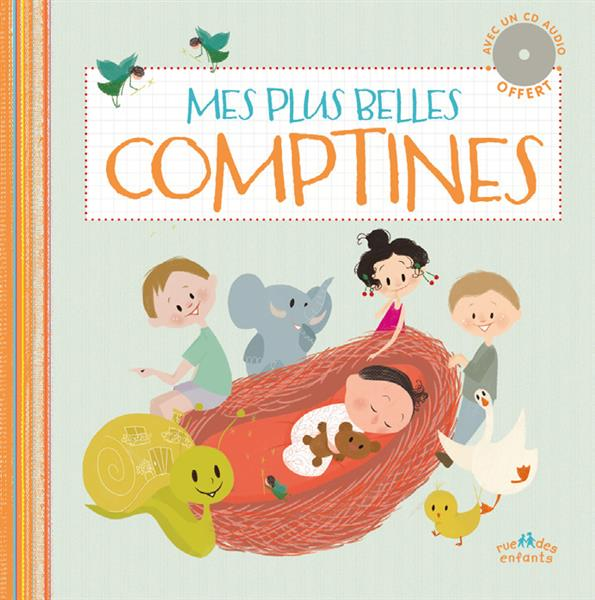 PLUS BELLES COMPTINES (MES)