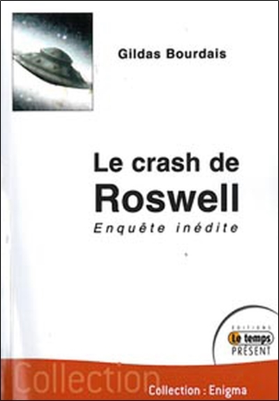 CRASH DE ROSWELL
