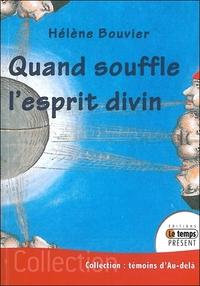 QUAND SOUFFLE L'ESPRIT DIVIN