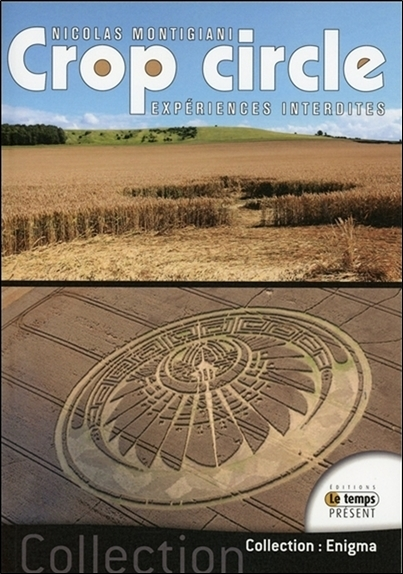 CROP CIRCLE - EXPERIENCES INTERDITES