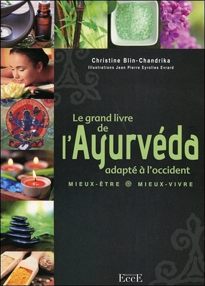 LE GRAND LIVRE DE L'AYURVEDA ADAPTE A L'OCCIDENT
