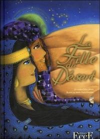 LA FILLE DU DESERT - LIVRE + CD