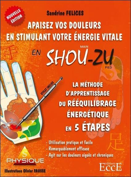 LA METHODE D'APRENTISSAGE DU REEQUILIBRAGE ENERGETIQUE EN 5 ETAPES - APAISEZ VOS DOULEURS EN STIMULA