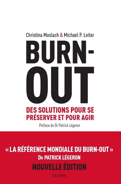 BURN OUT NOUVELLE EDITION