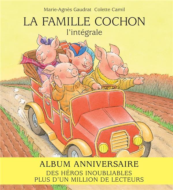 LA FAMILLE COCHON, L'INTEGRAL