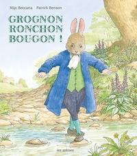 GROGNON RONCHON BOUGON !