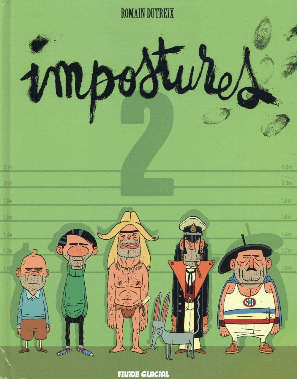 IMPOSTURES T2