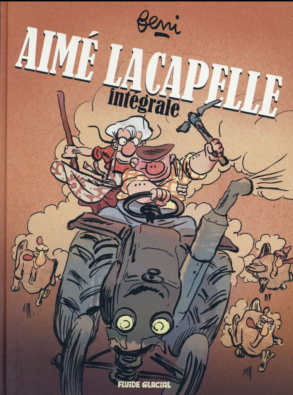 AIME LACAPELLE L'INTEGRALE