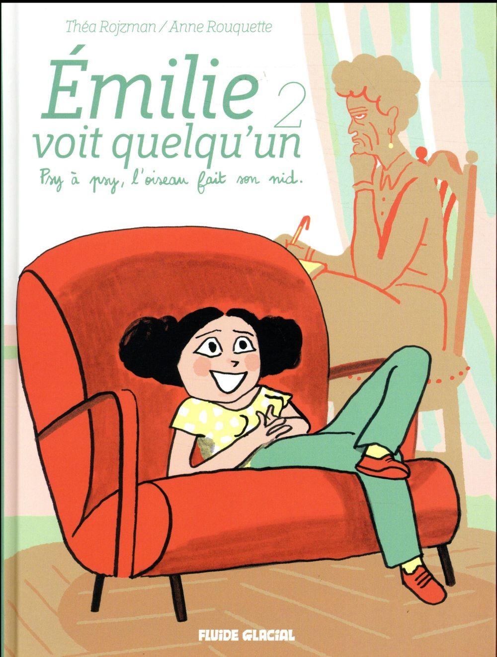EMILIE VOIT QUELQU'UN T2