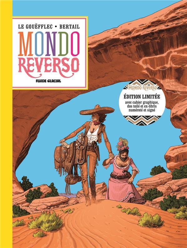 MONDO REVERSO - TOME 01 - TOILE