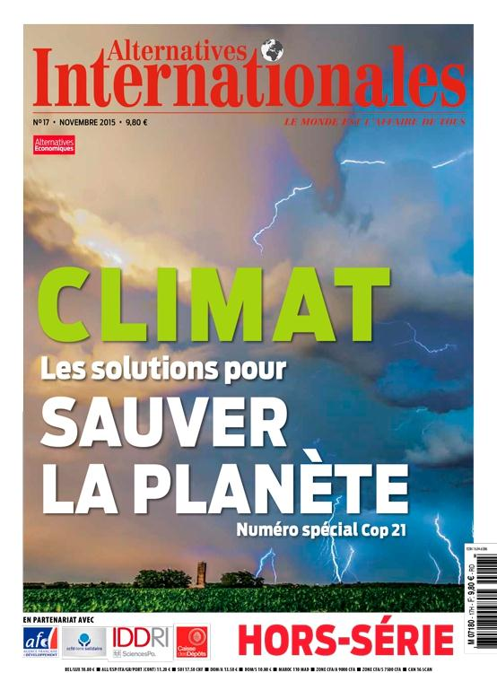 HORS-SERIE ALTERNATIVES INTERNATIONALES N 17 - LE CLIMAT
