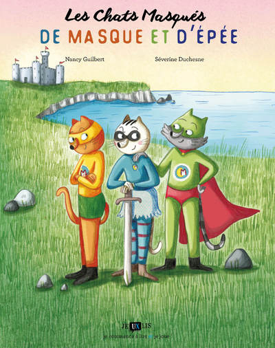 T3 CHATS MASQUES  TOME 3