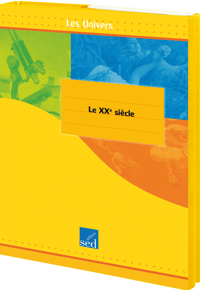 HISTOIRE : LE XXEME SIECLE - TOME 6 - 18 DOCS + FICHIER + POSTERS