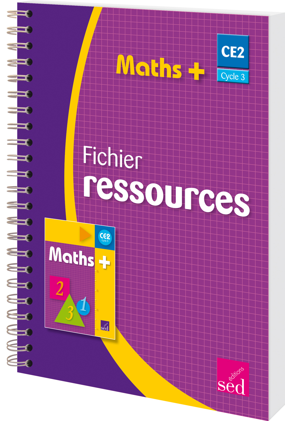 MATHS+CE2-GUIDE DU MAITRE-EDITION 2009