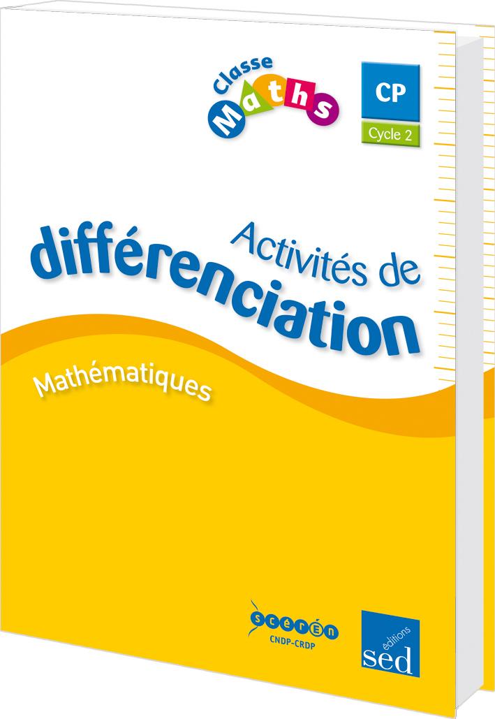 CLASSE MATHS CP-CLASSEUR ACTIVITES DE DIFFERENCIATION