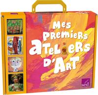 MES 1ERS ATELIERS D'ART-PS-MS-GS-MALLETTE COMPLETE
