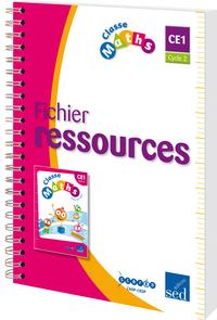 CLASSE MATHS CE1 FICHIER RESSOURCES