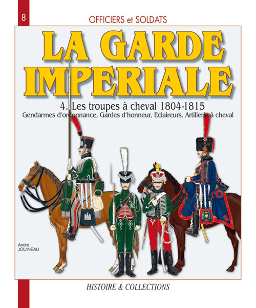 GARDE IMPERIALE (TOME 4)