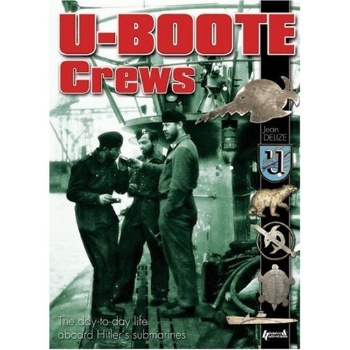 U-BOOTE CREWS 1939-45 (GB)