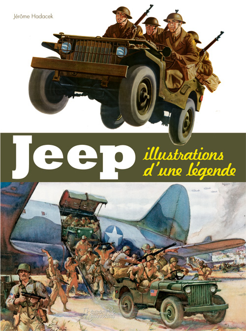 JEEP, ILLUSTRATIONS D'UNE LEGENDE (FR)