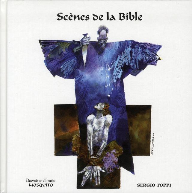 RACONTEUR D'IMAGES SCENES DE LA BIBLE