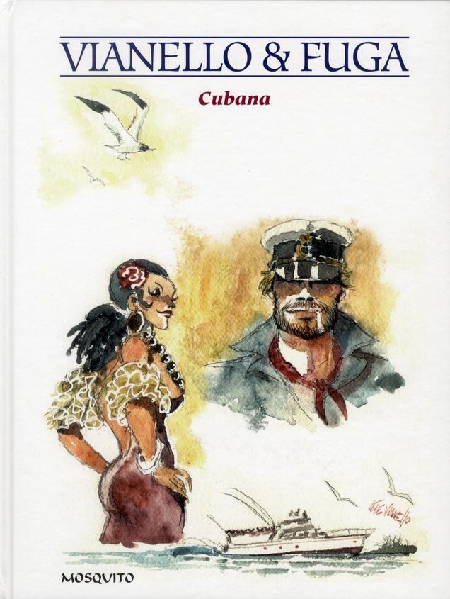BANDE DESSINEE - CUBANA