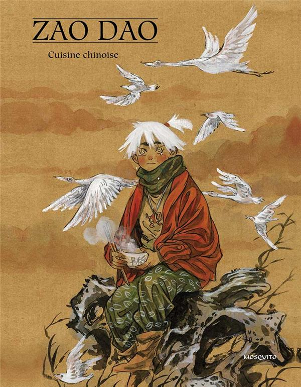HORS-COLLECTION - CUISINE CHINOISE