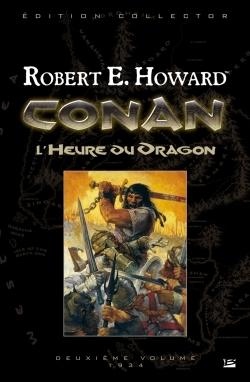 CONAN T02 L'HEURE DU DRAGON (EDITION RELIEE)